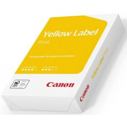 A/4 Canon Yellow Label 80g....